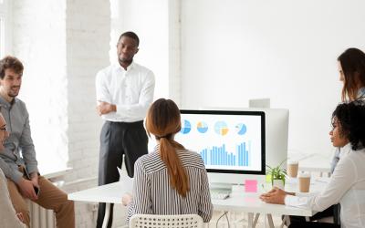 Bridging the Gap Between Sales &  Marketing to Improve Tech Sales
